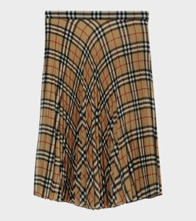 Burberry Archive Skirt Beige - dr. Adams