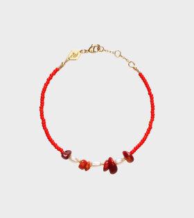 Anni Lu Emmanuelle Bracelet Red Desert - dr. Adams