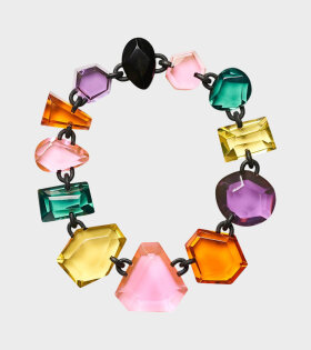 Monies Kimperly Necklace Multi Color - dr. Adams