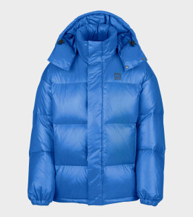 66 North Dyngja Down Jacket Blue - dr. Adams
