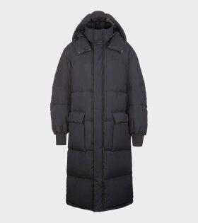 66 North Askja Down Coat Black - dr. Adams