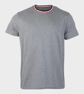 Moncler MAGLIA T-shirt Grey - dr. Adams