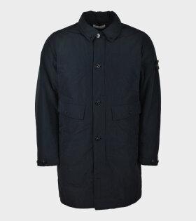 Stone Island Micro Reps Jacket Dark Navy - dr. Adams