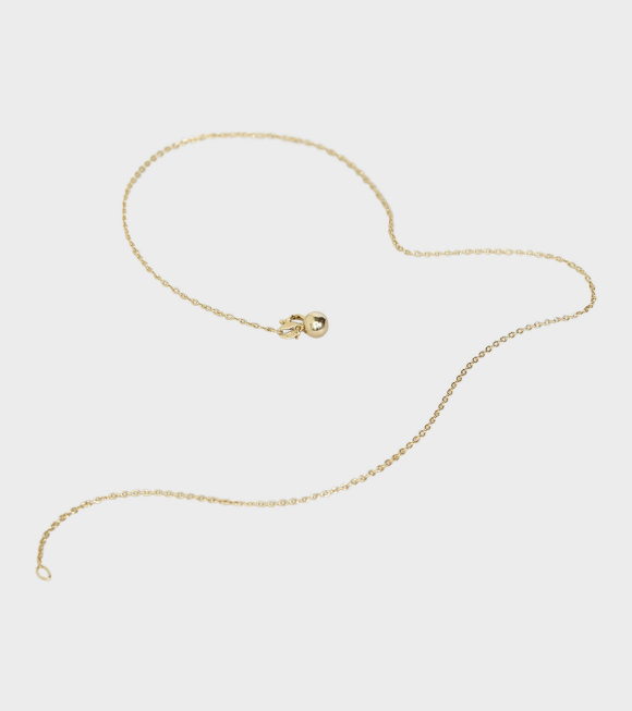 Trine Tuxen - Jewelry Chain Goldplated