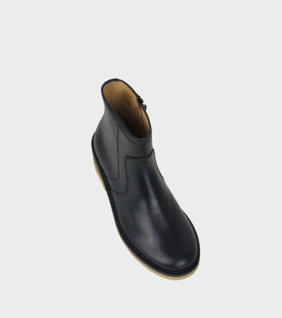 A.P.C - Boots Armelle Noir Black