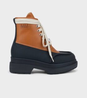 MM6 Warm Boots Brown - dr. Adams