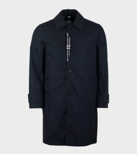 Burberry Ashbourne Midnight Jacket Blue - dr. Adams