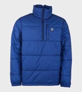 66 North Holar Anorak Jacket Blue - dr. Adams