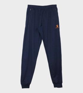 Le Fix X SaySky Sport Pants Blue - dr. Adams