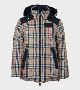 Burberry Newbattle Archive Jacket Beige/Black - dr. Adams