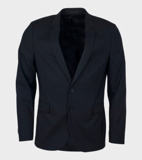 Paul Smith Mens Jacket Fully Lined Black - dr. Adams