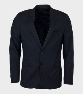 Paul Smith Mens Jacket Fully Lined Black - dr. Adams