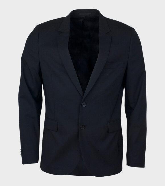 Mens Jacket Fully Lined Black