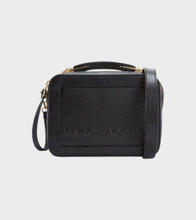 Marc Jacobs The Box 23 Crossbody Bag Black - dr. Adams