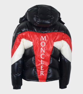 Moncler ANTHIME GIUBBOTTO Jacket Black - dr. Adams