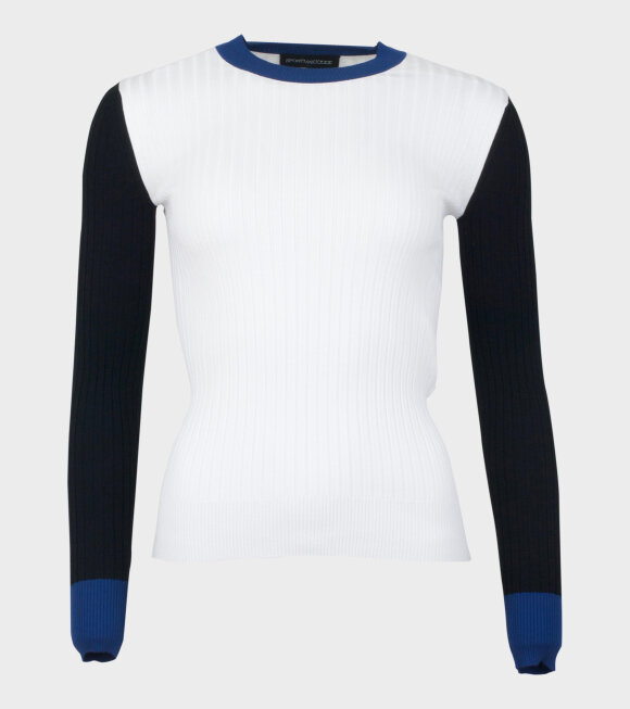 Sportmax - Egle Sweater Knit White