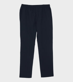 Norse Project Luther Travel Trouser Blue - dr. Adams