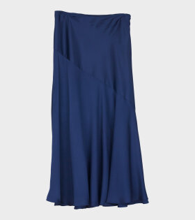 Sportmax Arnold Skirt Navy - dr. Adams