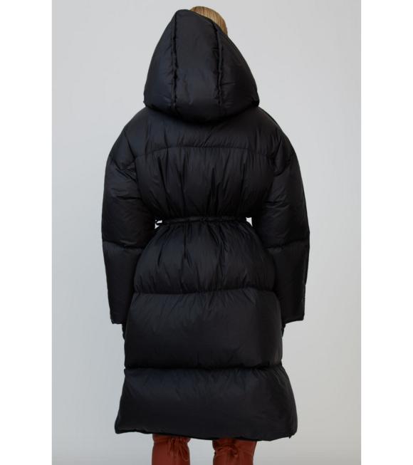 Acne Studios - Ottie Quilted Down Coat Black