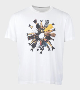 Our Legacy New Box T-Shirt White - dr. Adams