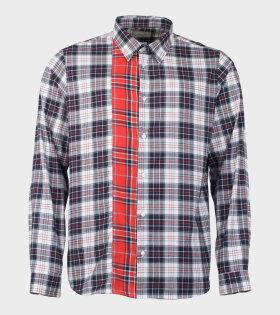 Tonsure Travis WCHCK Shirt Multicolor - dr. Adams