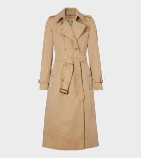 Burberry Waterloo Coat Honey - dr. Adams