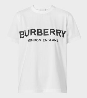 Burberry Shotover T-shirt White - dr. Adams