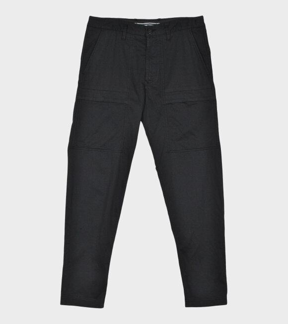Stone Island - Cargo Trousers Black