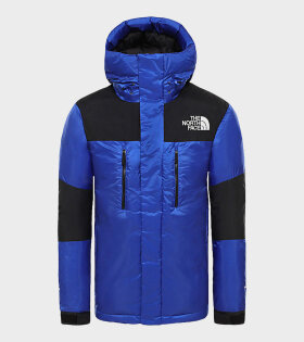 The North Face GTX DOWN Jacket Blue - dr. Adams