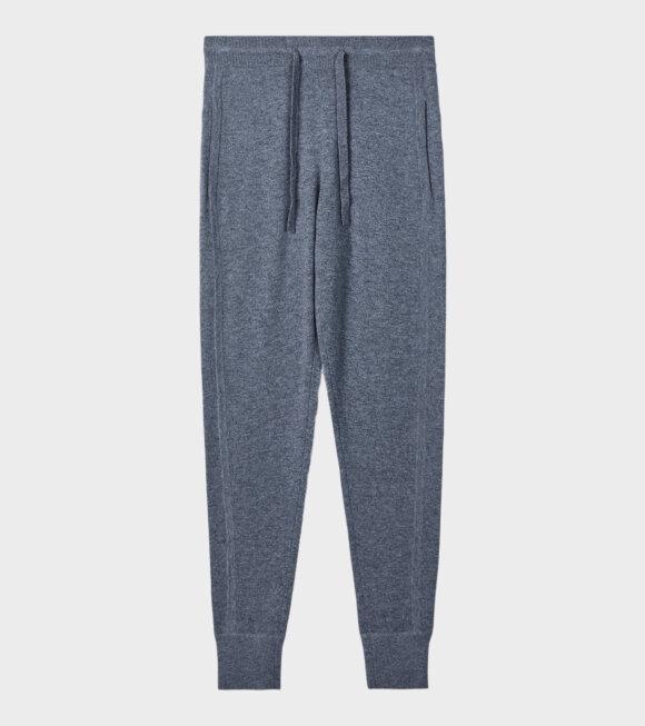Cashmere Track Pants Grey