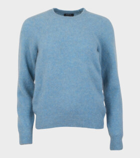 A.P.C Pull Wendy Blue - dr. Adams