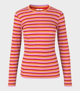 Tuba Longsleeved T-shirt Pink