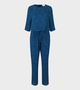 Catilla Jumpsuit Blue