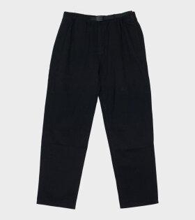 GRAMICCI Cotton Pants Black - dr. Adams