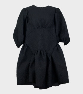 Cecilie Bahnsen Therese Dress Black - dr. Adams