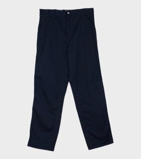 Carhartt WIP Simple Pant Black - dr. Adams