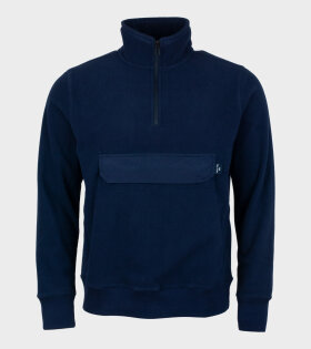 Paul Smith Men's Sweat Blue - dr. Adams