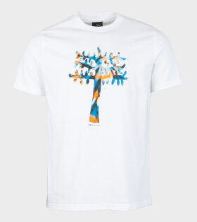 Paul Smith Men's T-shirt White - dr. Adams