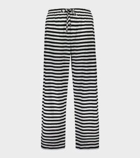 Marimekko Hiljainen Trousers Black - dr. Adams