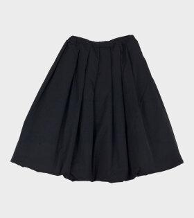 Comme Des Garçons Ladies' Skirt Black - dr. Adams