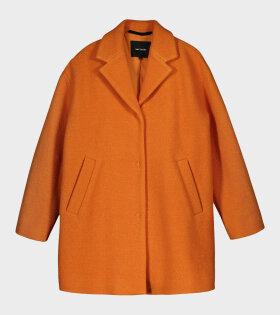 Marimekko Aho Coat Orange - dr. Adams