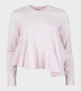 Comme Des Garçons Girl Ladies' T-shirt Pink - dr. Adams