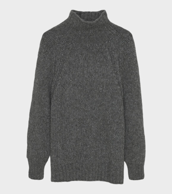 Aiayu - Mechera Knit Yak Melange