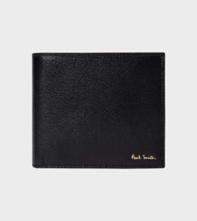Paul Smith WALLET Black - dr. Adams