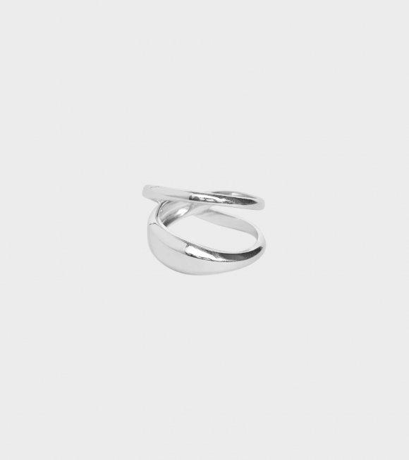 Trine Tuxen - Loop Ring Silver