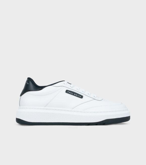 Mens shoes Hackney White/Black