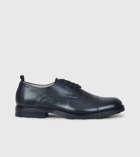 Royal Republiq Alias City Hiker Derby Black - dr. Adams