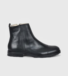 Royal Republiq Alias City Hiker Ankle Boot Black - dr. Adams
