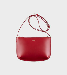 A.P.C Sac Sarah Gai Red - dr. Adams
