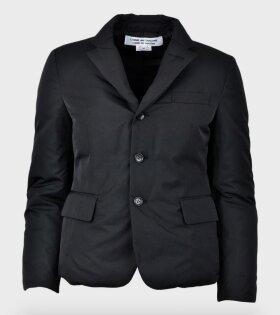 Comme Des Garçons Ladies Jacket Black - dr. Adams